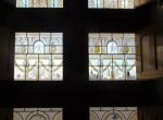 copie de vitraux civils 16ème siècle pour château Renaissance.