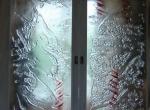 double porte en thermoformage