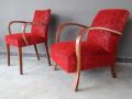 art-deco-fauteuil-velours-gaufre-choux