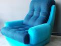 fauteuil-70s-bleu-turquoise
