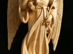 l'ange gardien 'bois d'érable'