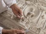 modelage en plâtre