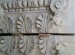 Chapiteaux de la cour Saint Benoist à l'abbaye de Fontevraud
