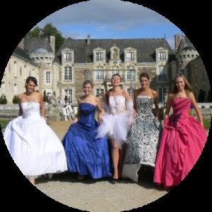 Exposition au château de la Lorie