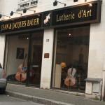 Lutherie - Achèterie Bauer